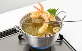 調理油過熱防止機能